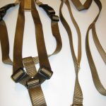 Titan Easy On/Off No Pull Dog Harness - Coyote_Brown-Creamy Tan
