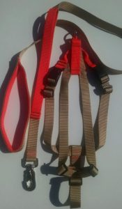Titan Dog Easy On/Off No Pull Harness Set