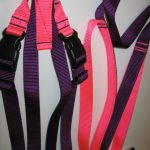 Titan_Harness_and_Leash_Set_in_Purple_and_Neon_Hot_Pink